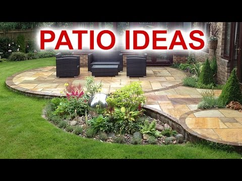 Patio Ideas Video